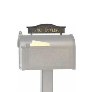 Locking Mailbox Inserts
