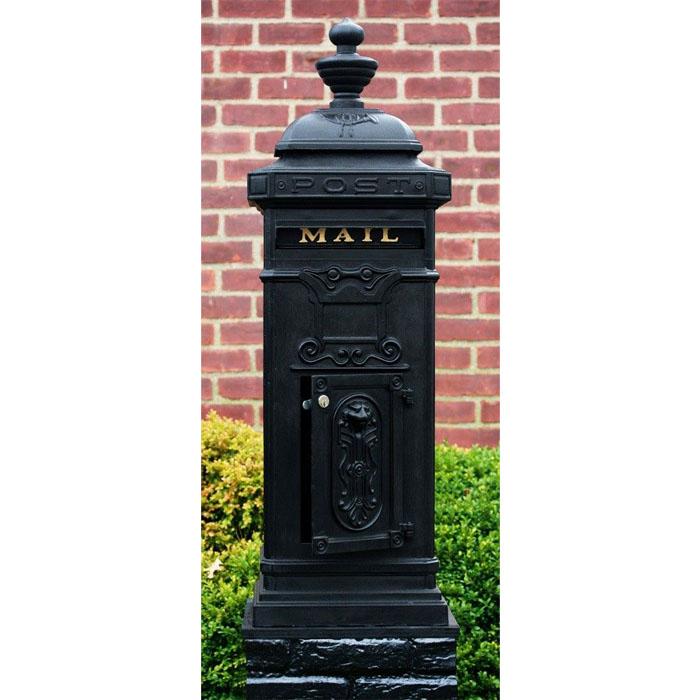 Tower Pedestal Mailbox